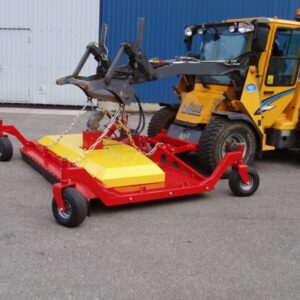 Field mower (hydraulic driven)