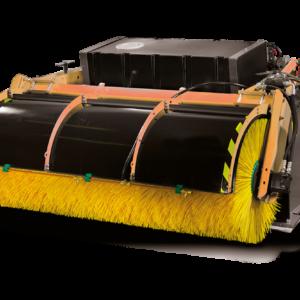 Sweeper buckets