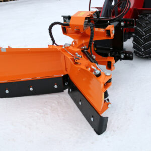 V-type snow ploughs