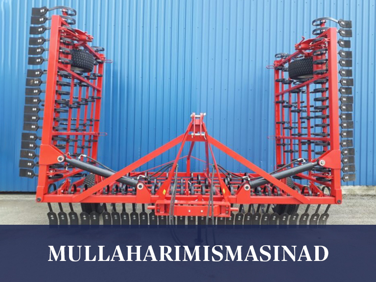 Mullaharimismasinad